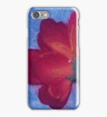 Poppy 3 iPhone Case/Skin