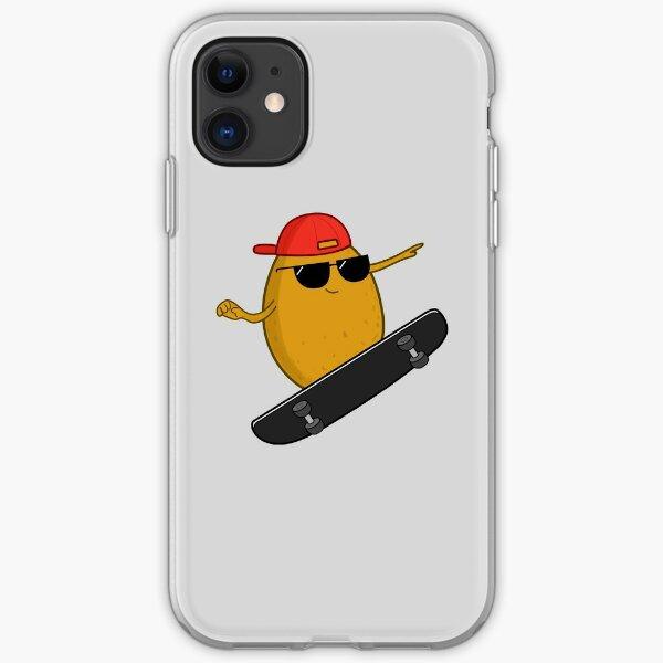 Skater Potato iPhone Soft Case