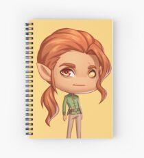 Lucien Spiral Notebook