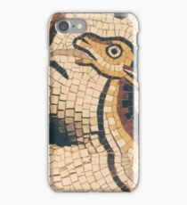 Deer Mosaic from Church of the Virgin Mary in Madaba Jordan iPhone Case/Skin