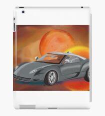 Sci-Fi Car iPad Case/Skin