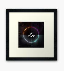 Elementalist Lux~ Framed Print