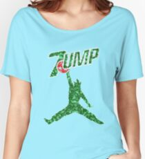7UMP SPREAD Women's Relaxed Fit T-Shirt