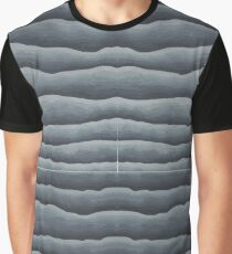 little boat Pattern Graphic T-Shirt