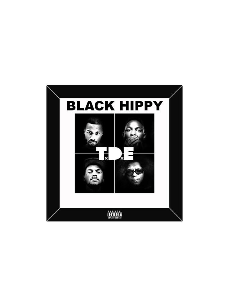 """Black Hippy TDE"" iPhone Case & Cover by clott97  Redbubble"