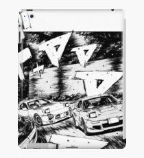 Initial D RX7 vs RX7 iPad Case/Skin
