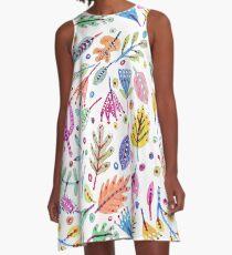 Eden's garden A-Line Dress