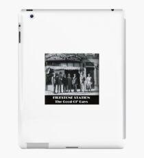 Firestone Sheriff Station iPad Case/Skin