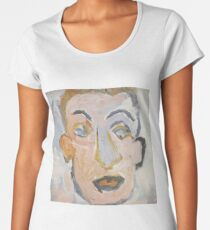 SELF PORTRAIT - BOB DYLAN Women's Premium T-Shirt