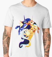 Nightmare Moon and Daybreaker Men's Premium T-Shirt