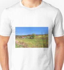 Autumn in the Farmlands Unisex T-Shirt