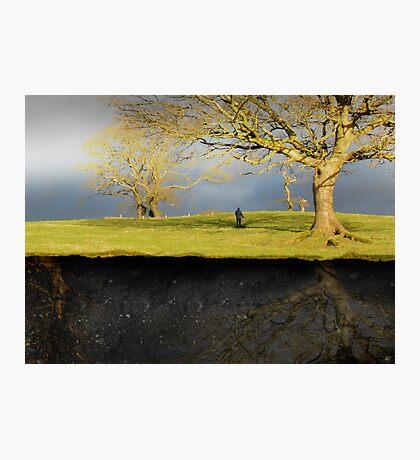 Subterranean :1 Photographic Print