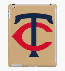 Minnesota Twins iPad Case/Skin