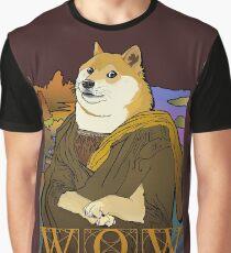 Mona Doge Graphic T-Shirt