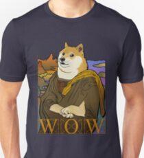 Mona Doge Unisex T-Shirt