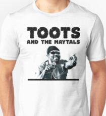 Toots And The Maytals Slim Fit T-Shirt