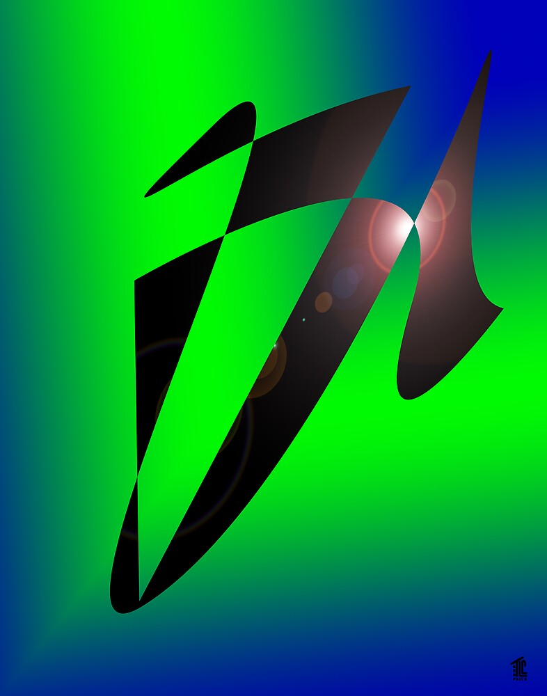 Style flair in Blue and Green 2 by TLCGraphics