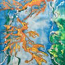 Sea Dragons by ArtPearl