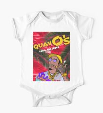 QuavO's Cereal Red Kids Clothes