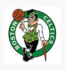 Celtics Photographic Print