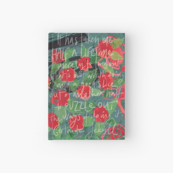 half a lifetime Hardcover Journal
