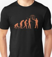 Thug Evolution - T-shirt Unisex T-Shirt