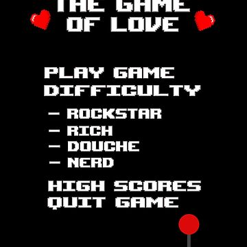The Game of Love by TeddyPleb