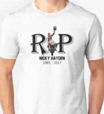 nicky hayden Unisex T-Shirt