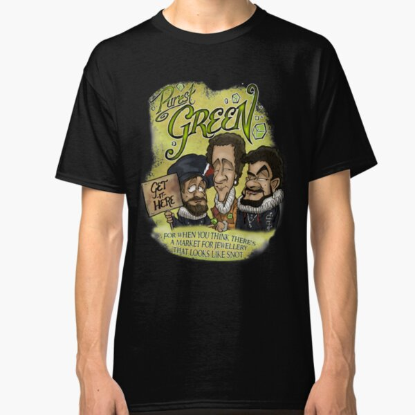 Purest Green Classic T-Shirt