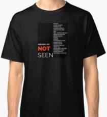 HHYNS List Classic T-Shirt