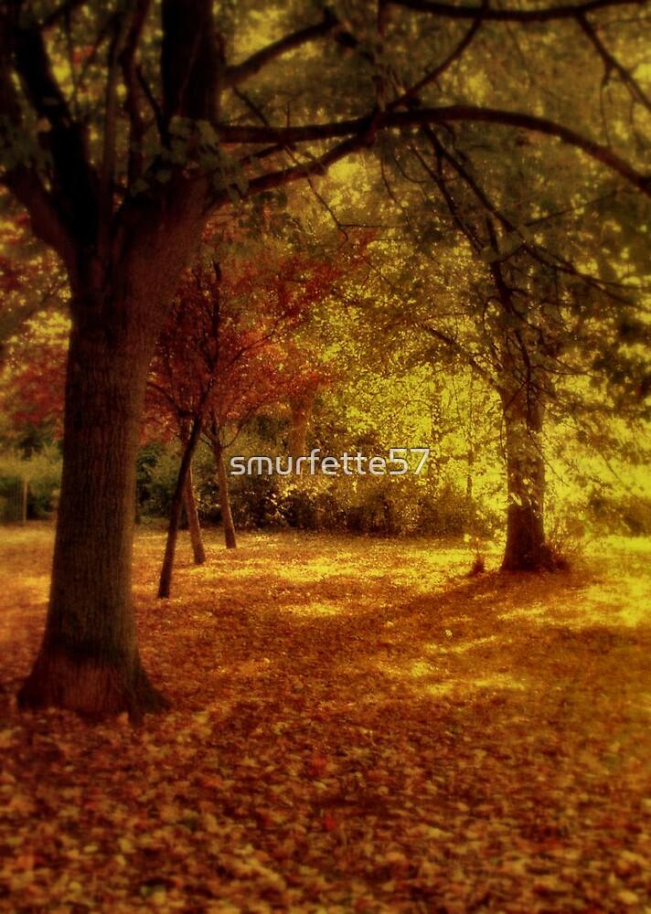 autumn dreams by smurfette57