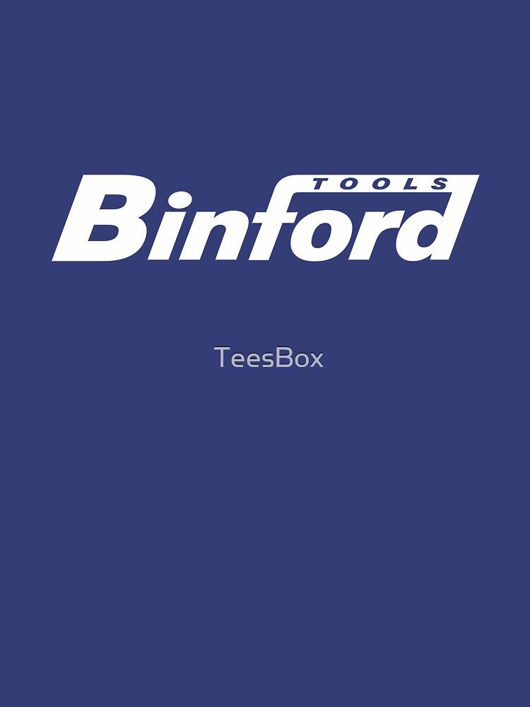 Binford Tools by TeesBox