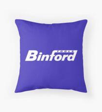 Binford Tools Throw Pillow