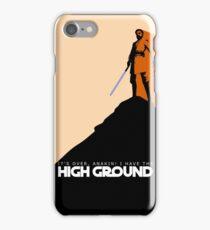 High Ground Prequel Memes - Colour iPhone Case/Skin