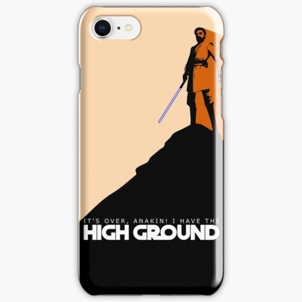 High Ground Prequel Memes - Colour iPhone Snap Case