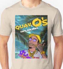 Quavo's Cereal Beach Blue T-Shirt
