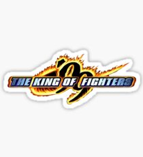 The King of Fighters Sticker