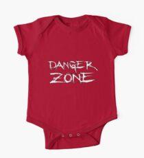 Danger Zone (Chris Danger) One Piece - Short Sleeve