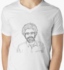 Pablín Camiseta para hombre de cuello en v