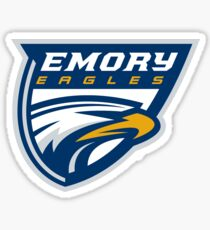 Emory Eagles Sticker