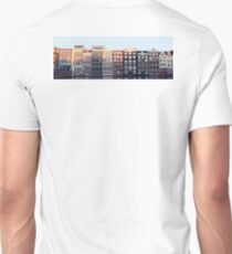 Amsterdam Canal Houses Unisex T-Shirt
