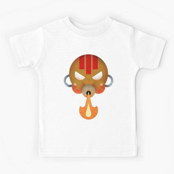 Dhalsim Camiseta para niños