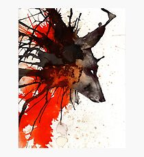WOLF INK Photographic Print