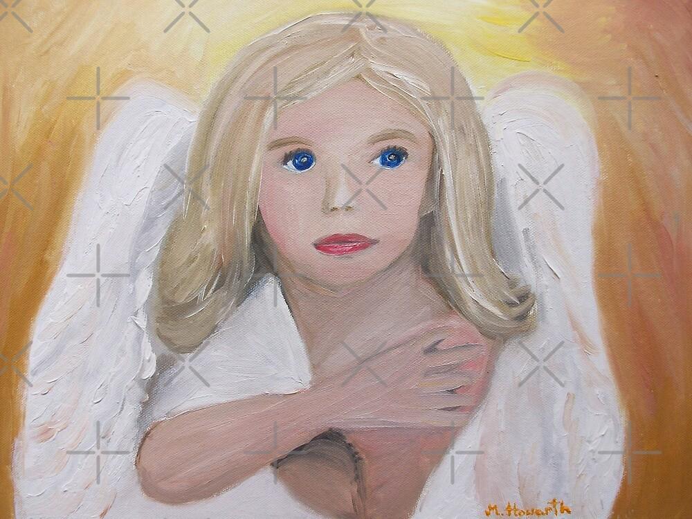 Guardian Angel  by Monika Howarth