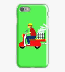 Delivery  iPhone Case/Skin