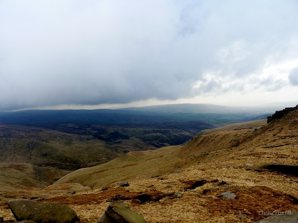 Bleaklow by chriscroxall