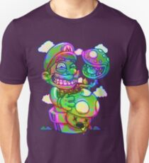Trippy Mario Unisex T-Shirt