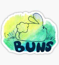 Buns Sticker