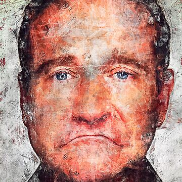 RIP Robin Williams by JoeyKnuckles