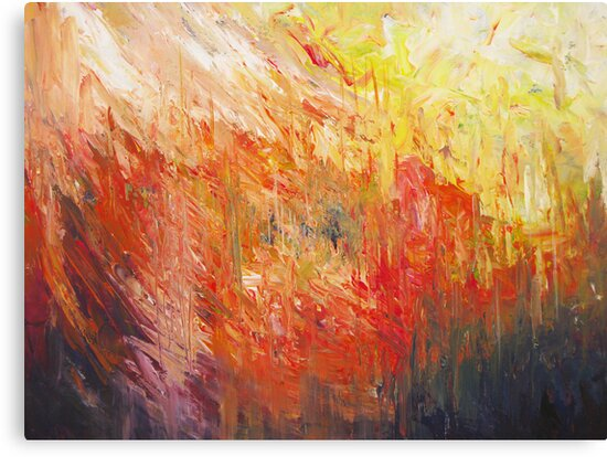 Flame Turbulence by Samuel Durkin